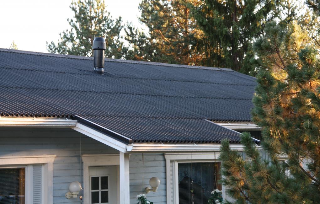 Pokrycie dachowe onduline classic