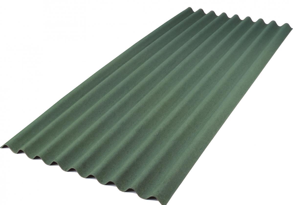 Zielona płyta Onduline Base