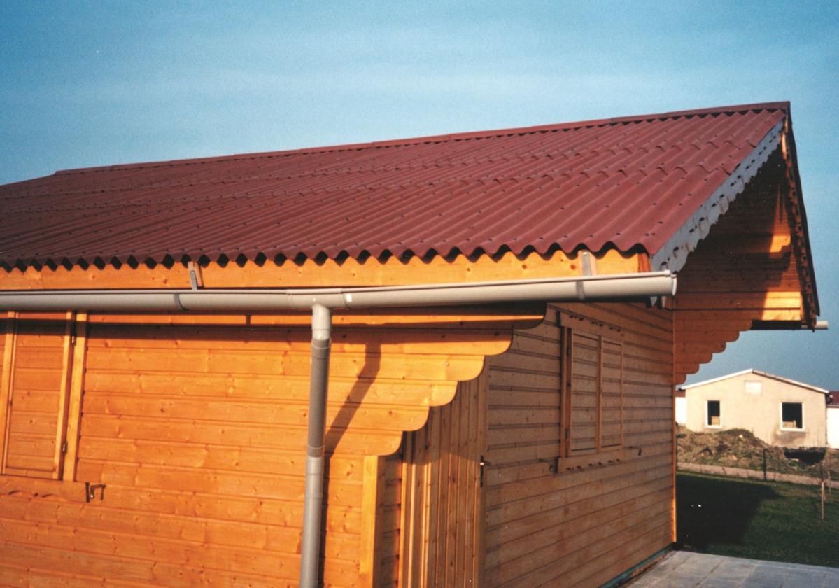 Lekkie pokrycie dachowe Onduline