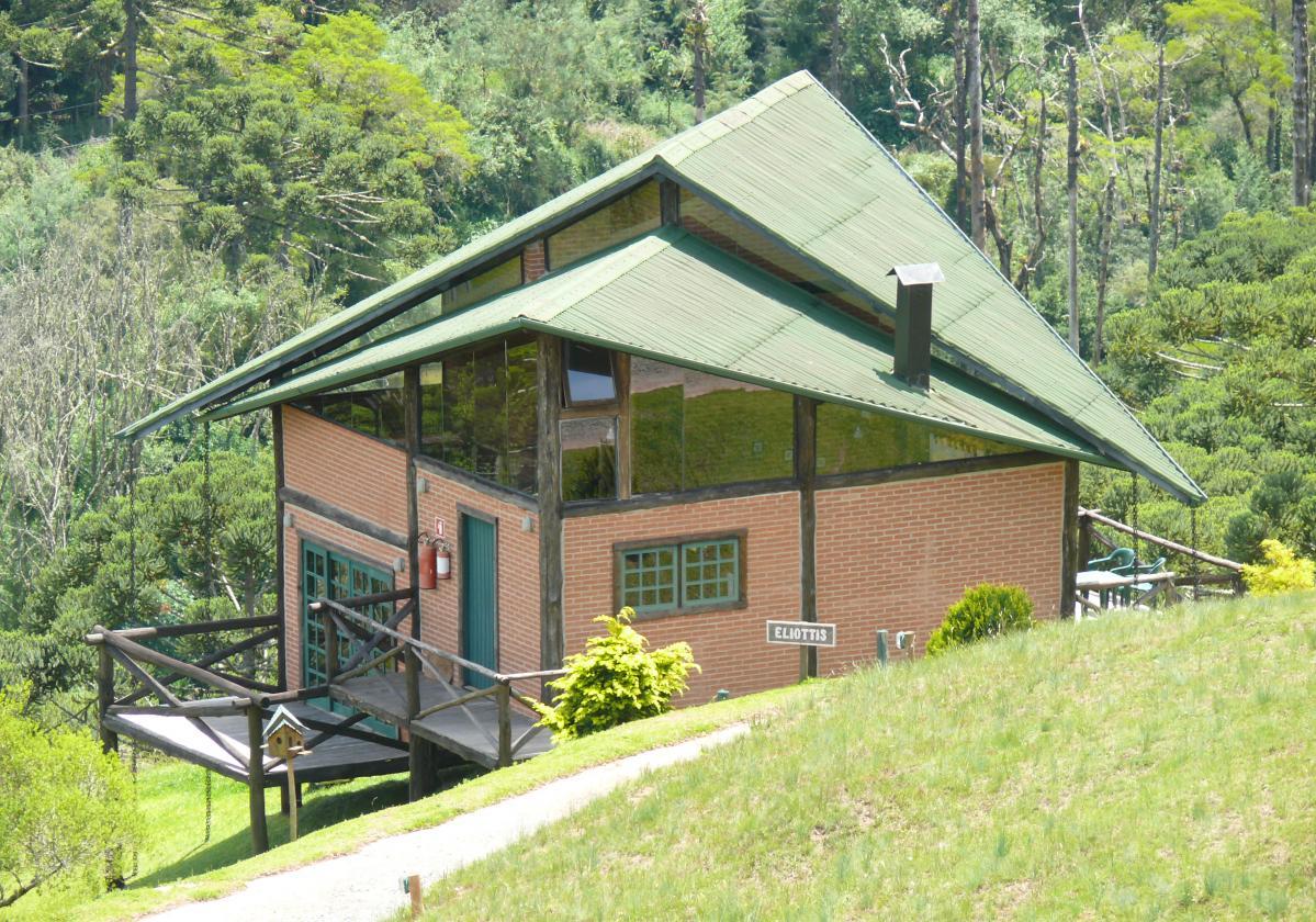 zielone pokrycie dachowe ONDULINE CLASSIC realizacje