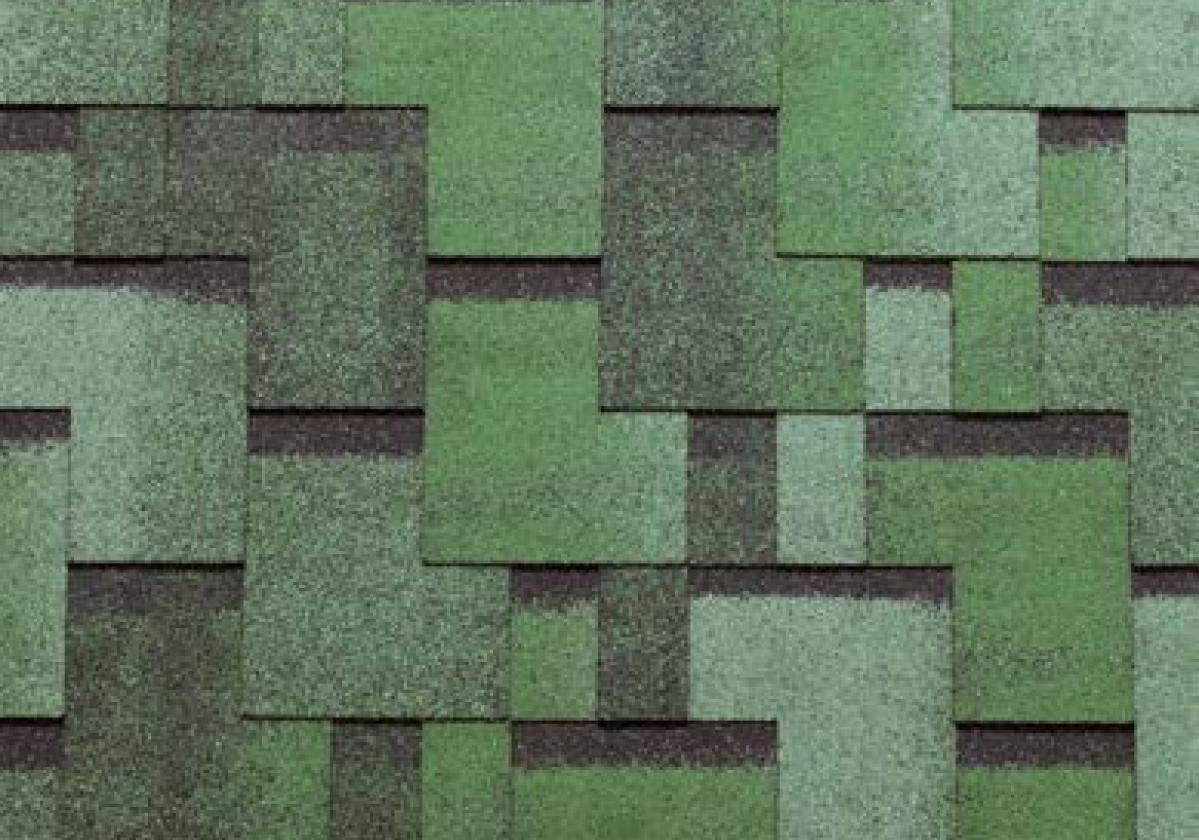 zielone gonty dachowe onduline