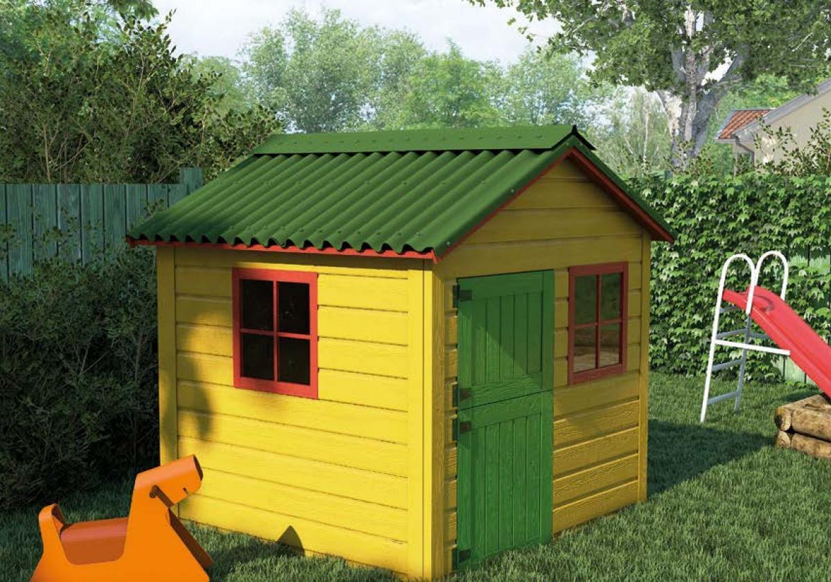 Zielone pokrycie dachowe Onduline