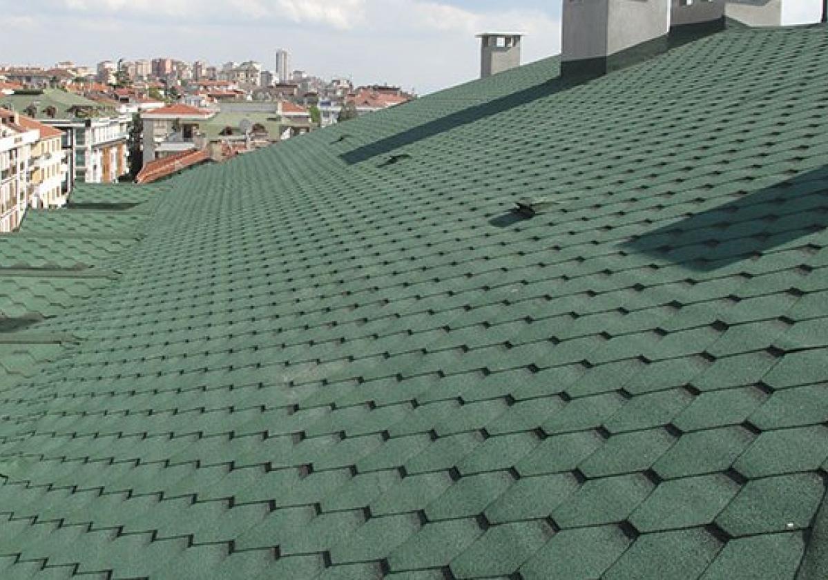 zielone gonty dachowe bardoline realizacje