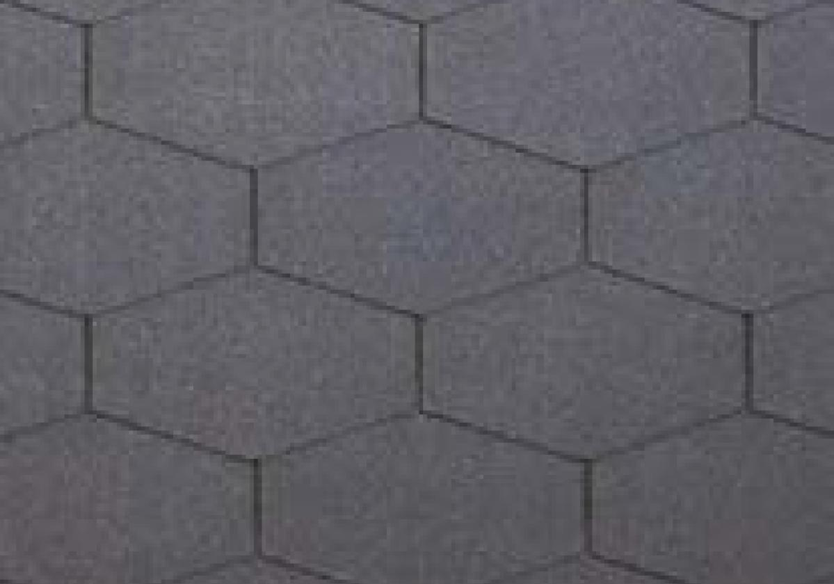 szare trójkątne gonty bardoline pro