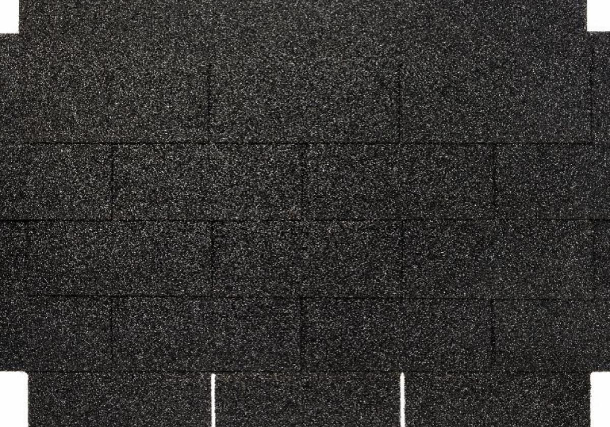 czarne gonty bardoline top