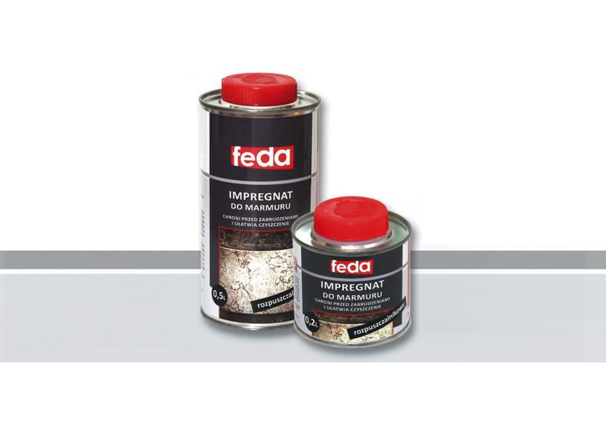 Preparat do impregnacji marmuru FEDA