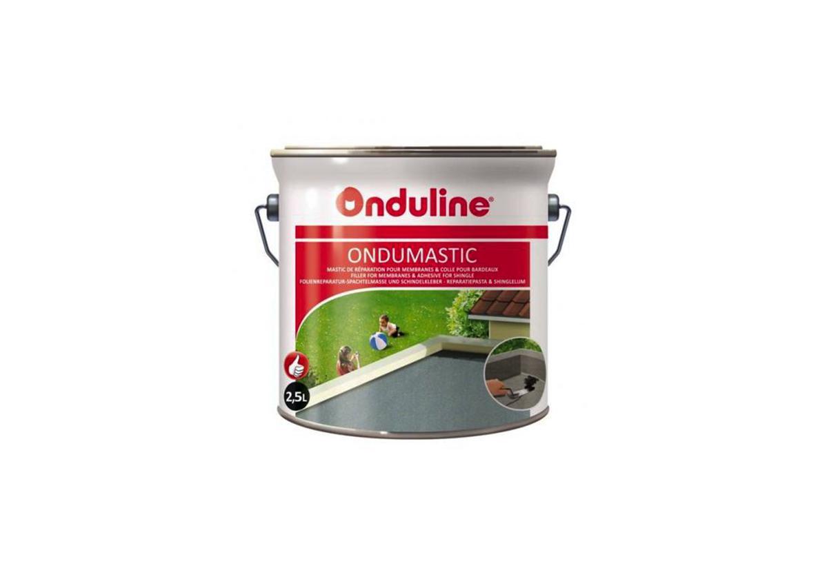 Klej do dachówek bitumicznych ONDUMASTIC 2,5 L