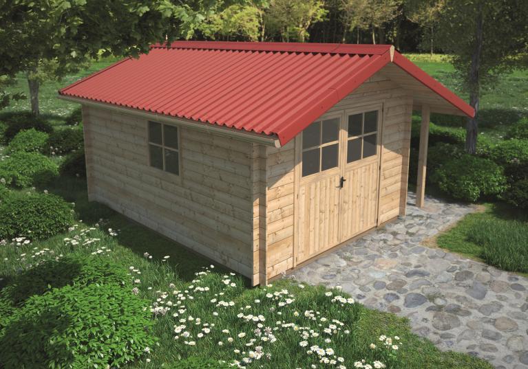 Pokrycie dachowe Onduline Easyfix