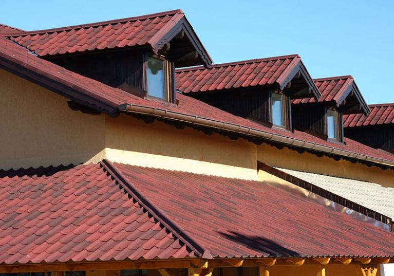Lekkie pokrycie dachowe ONDUVILLA