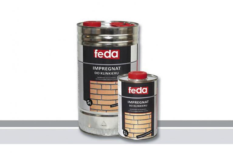 Preparat do impregnacji klinkieru FEDA
