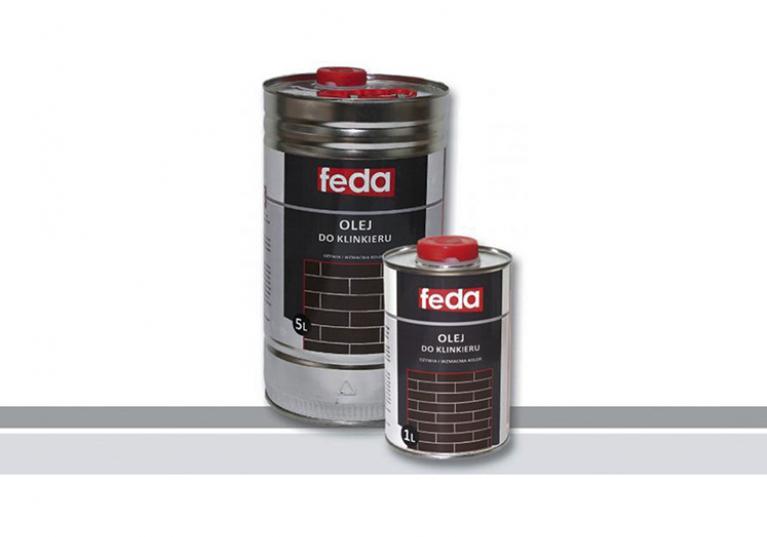 Impregnat w oleju do klinkieru FEDA
