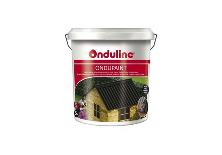 Wodno-akrylowa farba do renowacji i konserwacji dachu Onduline