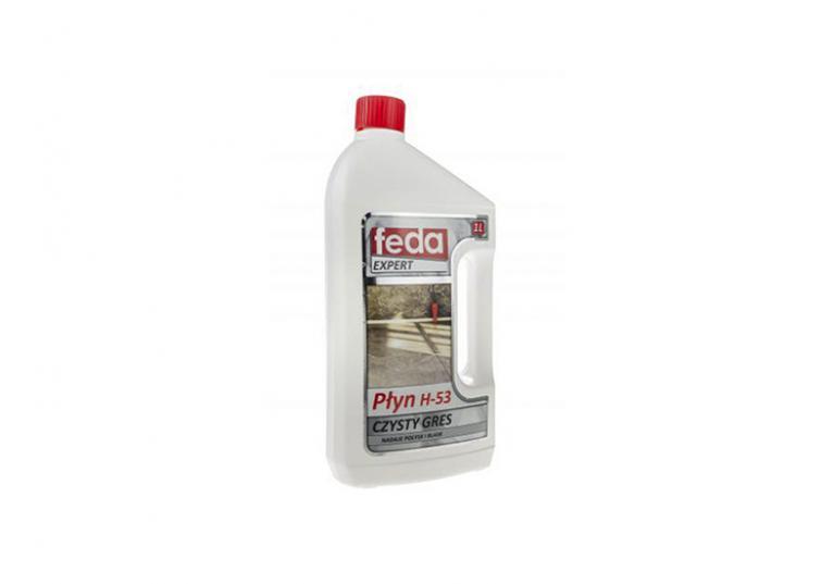 Preparat do mycia powierzchni z gresu FEDA EXPERT