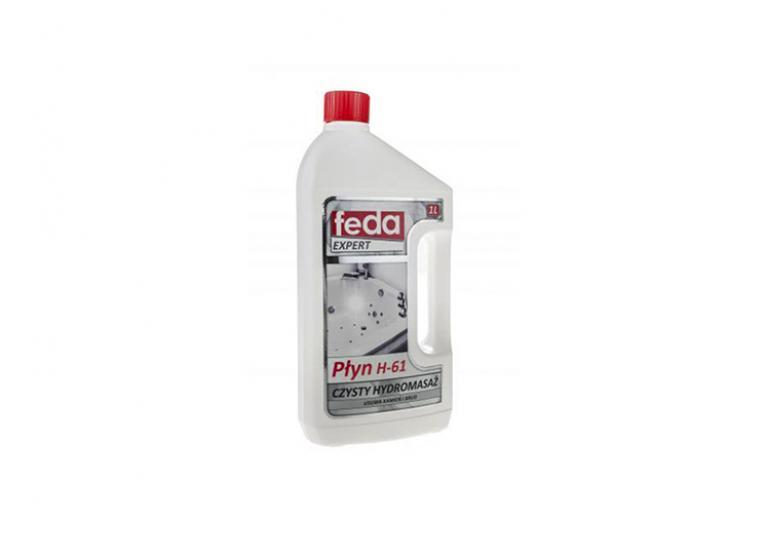 Płyn do czyszczenia urządzeń z systemem hydromasażu FEDA